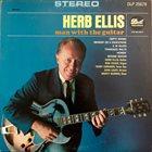 HERB ELLIS Man With the Guitar album cover