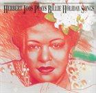 HERBERT JOOS Plays Billie Holiday Songs album cover