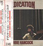 HERBIE HANCOCK Dedication album cover