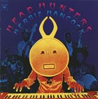 HERBIE HANCOCK Head Hunters Album Cover