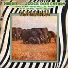 HERBIE HANCOCK Kawaida (with Don Cherry) (aka Jazz Masters) album cover