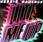 HERBIE HANCOCK Lite Me Up album cover