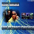 HERBIE HANCOCK Live: Detroit/Chicago album cover