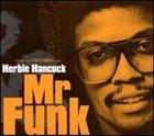 HERBIE HANCOCK Mr Funk album cover