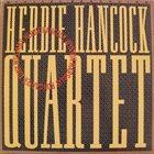 HERBIE HANCOCK Quartet album cover
