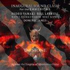 HIDEO YAMAKI Inaugural Sound Clash (For the 2 Americas) album cover