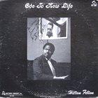 HILTON FELTON Ode To New Life album cover
