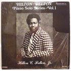 HILTON FELTON Piano Solo Series - Vol. 1 album cover