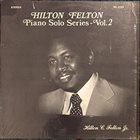 HILTON FELTON Piano Solo Series - Vol. 2 album cover
