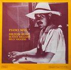 HILTON RUIZ Piano Man album cover