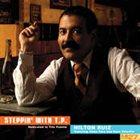 HILTON RUIZ Steppin' with T.P. (Dedicated to Tito Puente) album cover