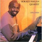 HORACE PARLAN Little Esther album cover