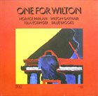 HORACE PARLAN One For Wilton album cover