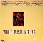 HOZAN YAMAMOTO World-Music-Meeting album cover