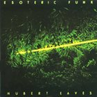 HUBERT EAVES Esoteric Funk album cover
