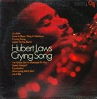 HUBERT LAWS Crying Song album cover