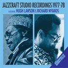 HUGH LAWSON Hugh Lawson / Richard Wyands : Jazzcraft Studio Recordings 1977-78 album cover