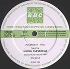 HUGH MASEKELA In Concert-363 album cover