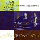 IAN SHAW In A New York Minute album cover