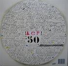 ICP ORCHESTRA !ICP! 50 album cover
