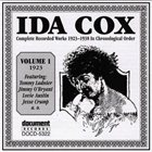 IDA COX Complete Recorded Works in Chronological Order, Vol. 1 (1923) album cover