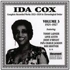 IDA COX Complete Recorded Works in Chronological Order, Vol. 3 (1925-1927) album cover