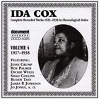 IDA COX Complete Recorded Works in Chronological Order, Vol. 4 (1927-1938) album cover