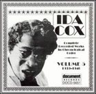 IDA COX Complete Recorded Works in Chronological Order, Vol. 5 (1939-1940) album cover