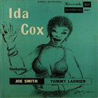 IDA COX Ida Cox Sings the Blues album cover