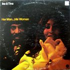 IKE AND TINA TURNER Her Man... His Woman album cover
