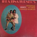 IKE AND TINA TURNER Ike & Tina Turner's Festival Of Live Performances album cover