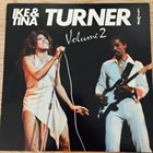 IKE AND TINA TURNER Live Volume 2 album cover