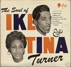 IKE AND TINA TURNER The Soul Of Ike & Tina Turner album cover