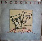 INCOGNITO Jazz Funk album cover