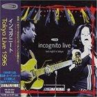 INCOGNITO Last Night In Tokyo album cover