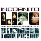 INCOGNITO Life Stranger Than Fiction album cover