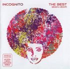 INCOGNITO The Best (2004-2017) album cover