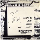 INTERFACE Live At Environ album cover