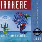 IRAKERE Live at Ronnie Scott's album cover