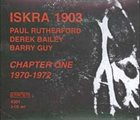 ISKRA 1903 Chapter One 1970-2 album cover