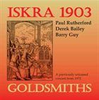 ISKRA 1903 Goldsmiths album cover