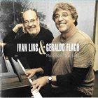 IVAN LINS Ivan Lins & Geraldo Flach : Muito Bom Tocar Juntos album cover