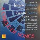JØRGEN EMBORG A Circle Of Songs album cover