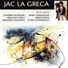 JAC LA GRECA Ipsis Quest album cover