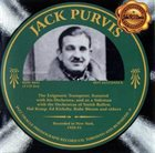 JACK PURVIS 1928-1935 album cover
