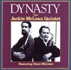JACKIE MCLEAN Dynasty album cover