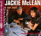 JACKIE MCLEAN Jackie McLean meets Junko Onishi : Hat Trick album cover
