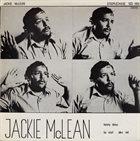 JACKIE MCLEAN Live At Montmartre album cover