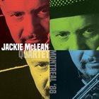 JACKIE MCLEAN Montreal '88 album cover
