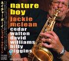 JACKIE MCLEAN Nature Boy album cover